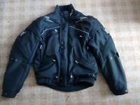 Buffalo Men's Motorcycle Jacket