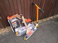 NEW no fear freak stunt scooter
