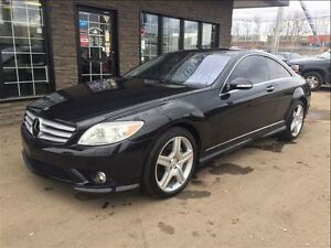 2009 Mercedes-Benz CL-Class loaded awd immaculate!