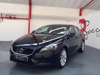 VOLVO V40 1.6D SE LUX EDN [LEATHER / STUNNING EXAMPLE / FULL SERVICE HISTORY / FANTASTIC SPEC]