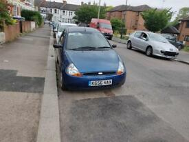 Ford Ka Climate 2006 LOW MILLAGE