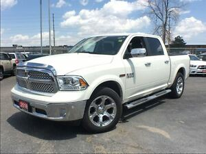 2016 Ram 1500 LARAMIE**ECO DIESEL**LEATHER**SUNROOF**NAV**