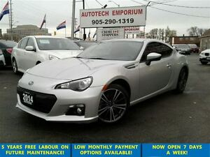 2014 Subaru BRZ Sport-tech Coupe Navigation/Bluetooth