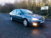 MONDEO DIESEL GHIA 2005 TDCI/FULL SERVICE/RUNS PERFECT/NEW CLUTCH FLY WHEEL/CLEAN IN OUT
