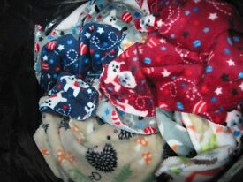 fabrics scrap/remnants to GIVE AWAY