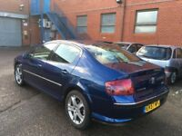 2007 Peugeot 407 Diesel Good Condition with history and mot