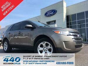 2014 Ford Edge   AWD, TOIT PANORAMIQUE, NAVIGATION