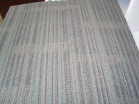 brand new carpet tiles 96 in total stripy