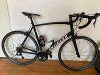 2017 61cm specialized Allez road racer bike/ cannondale boardman carrera giant bicycle