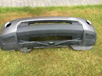 Discovery 4 Car Bumper stornoway Grey used