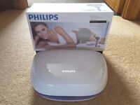 Philips Lumea IPL hair remowal system