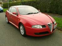 2004 alfa Romeo gt ( full history)
