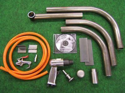 Planishing Hammer Kit - Power Hammer Pullmax Sheet Metal Shaping English Wheel