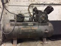 Ingersoll rand 3 phase compressor