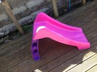 Pink junior slide