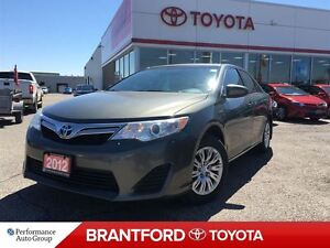 2012 Toyota CAMRY HYBRID LE 90 Days No Payments O.A.C.