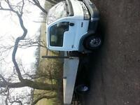 drop side Nissan cabstar
