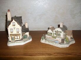 David Winter Collection: Murphy's & Lock Keeper's Cottage