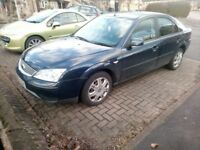 ford mondeo 2.0lx automatic