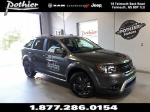 2018 Dodge Journey Crossroad | AWD | LEATHER | REAR CAMERA | REM