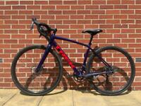 Trek Domane Disc Road Bike - Alu x Carbon