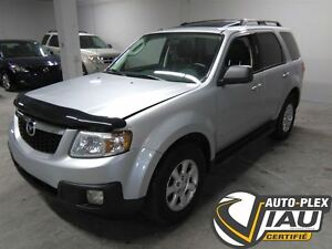 2009 Mazda Tribute GT V6 ** CUIR ** TOIT OUVRANT