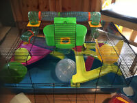 Savic Metro Heaven Large Wire Hamster Cage