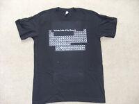 'Periodic table' t shirt size medium