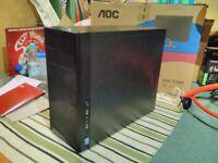 Custom-Built PC - Intel Pentium G3420, 12GB DDR3 Corsair RAM, XFX HD7770 AMD Graphics Card