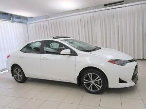 2017 Toyota Corolla LE SEDAN w/ HEATED SEATS AND STEERING WHEEL,