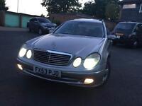 Mercedes e320 CDI Avangard