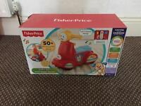 Fisher price scooter ( new )