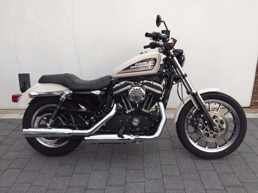 Harley-Davidson XL883R Sportster ABS