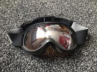 Adidas snow goggles