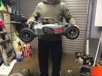 RC car 1/5 30cc