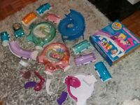 Large Zhu Zhu pet accessory bundle