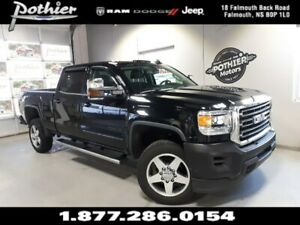 2016 Gmc SIERRA 2500HD SLE | HEATED SEATS | POWER SEATS | SAT |