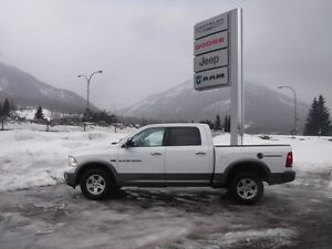 2011 Dodge Ram 1500 Outdoorsman