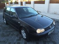 VW GOLF GT TDI **12 MONTH MOT** 5D, 180K MILES, E/W, E/M, C/LOCK, STE/CD, ALLOY, EXC COND £1195 ONO