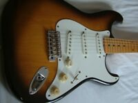 Tokai GoldStar Sound electric guitar - Japan - '80s - Fender Stratocaster homage