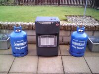 calor gas portable heater