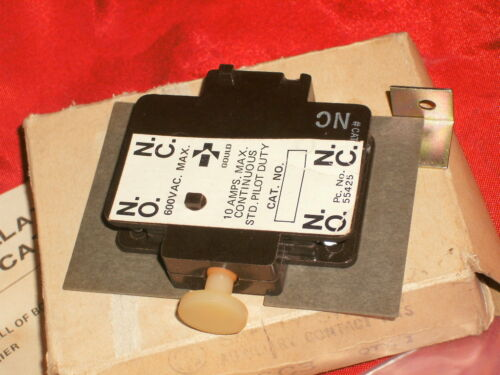 SIEMENS GOULD ITE SC3 SAFETY SWITCH AUXILIARY CONTACT SC-3