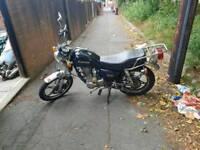 Sukida 125cc motorbike