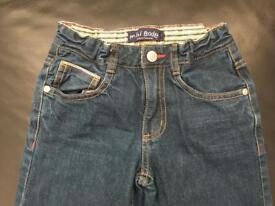 Boys Age 7 Jeans (including Boden and GAP)