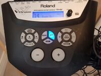 Roland TD6V Electronic Drum Kit - EXCELLENT condition / 100% working order - £500