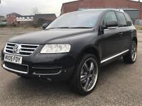 SOLD SOLD SOLD 2005 VW TOUAREG 5.0 V10 TDI AUTO swap px