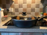 Brabantia 30cm Non-stick Pan with lid