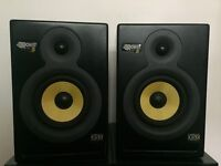 KRK Rokit 5 monitor speakers (pair)