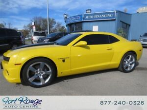 2010 Chevrolet Camaro 2SS - 6.2L 6 SPEED TRANSFORMER EDITION **L