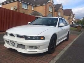 Mitsubishi Legnum Japan import long mot